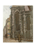St. Jacques, Dieppe Prints by Walter Richard		 Sickert