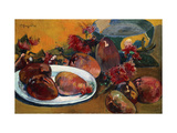 Still Life with Mangoes Giclee Print by Paul Gauguin