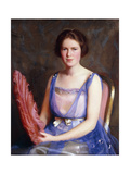 Sabina Giclee Print by William McGregor		 Paxton