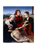 The Lamentation Giclee Print by Gerard		 David