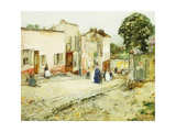 Confirmation Day Giclee Print by Childe Hassam