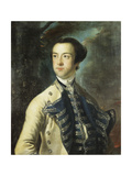 Portrait of Thomas Hanway Giclee Print by Joseph		 Wright of Derby