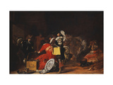 Soldiers with Plunder Giclee Print by Willem Cornelisz		 Cornelisz