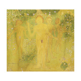 The Secret of Temptation Giclee Print by Kasimir Malevich