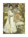 Portrait of Mrs Prints by Maurice Brazil Prendergast