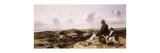 Lytham Sandhills Premium Giclee Print by Richard Ansdell