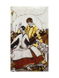 Seven dog-days we let pass, naming Queens in Glenmacnass' Posters by Harry		 Clarke