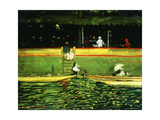 At Joinville Prints by Robert		 Henri