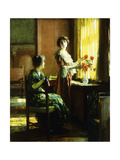 Sunny Window Giclee Print by Francis Coates		 Jones