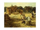 The Gleaners Prints by Léon Augustin L'hermitte
