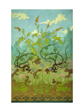 Sunflowers and Poppies Poster by Paul Ranson