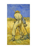 The Reaper Giclee Print by Vincent van Gogh