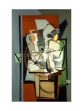 Still Life Giclee Print by Louis		 Marcoussis