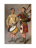 MacPherson and MacDonald Gicléedruk van Julius Gari Melchers