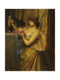 Portrait of Mary Anderson Giclee Print by George Frederic		 Watts