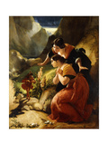 The Time I've Lost in Wooing Giclee Print by Daniel Maclise