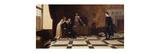 The Reconciliation Premium Giclee Print by Edmund Blair Leighton