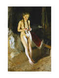 Signe Giclee Print by Anders Leonard		 Zorn