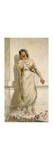 A Classical Beauty Premium Giclee Print by Alcide-Theophile Robaudi