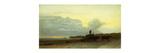 Coastal View, Newport Premium Giclee Print by Albert Bierstadt