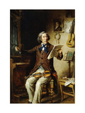 The Maestro Giclee Print by Hermann		 Kern