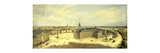 A View of Warsaw Reproduction giclée Premium par Cheslas Bois de		 Jankowski