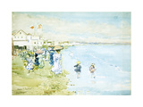 Revere Beach, Boston Prints by Maurice Brazil Prendergast
