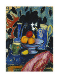 Still Life with Jug Prints by Alexej Jawlensky