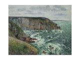 La Pointe du Jars au Cap Frehel Prints by Gustave Loiseau