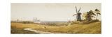 Beverley Minster Premium Giclee Print by Robert Thorne Waite