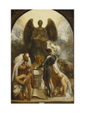 The Angel of Death Giclee Print by George Frederic		 Watts