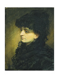 Portrait of Jeanna Heijkenskjold Giclee Print by Anders Leonard Zorn