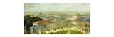 A View of Warsaw Premium Giclee Print by Cheslas Bois de Jankowski