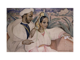 The Admirer Giclee Print by Gerda		 Wegener