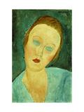 Portrait de Madame Survage Giclee Print by Amedeo Modigliani