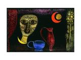 Keramisch-Mystisch (In Der Art Eines Stillebens) Prints by Paul Klee