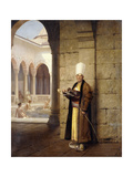 The Grand White Eunuch Giclee Print by Jean Leon		 Gerome