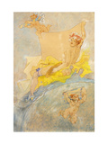 Poster for an Exhibition Giclee Print by Felicien		 Rops