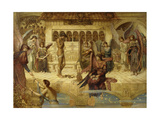 The Ramparts of God's House Giclee Print by John Melhuish		 Strudwick