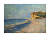Pourville Near Dieppe Prints by Claude		 Monet