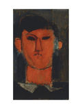 Portrait of Picasso Giclee Print by Amedeo Modigliani
