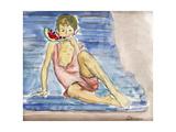 The Artist's Son Impression giclée par Henri Lebasque