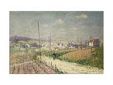 Spring in Ile de France Prints by Gustave		 Loiseau