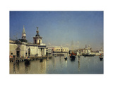 A View of Venice Giclee Print by Rico y Ortega Martin