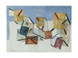 Berths Giclee Print by Paul Klee
