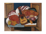 Study for The Spanish Fan Giclee Print by Mark		 Gertler