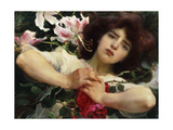 Purity and Passion Giclee Print by Franz		 Dvorak