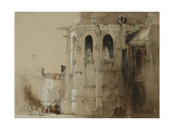 Dieppe Giclee Print by David		 Roberts