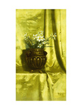Narcissus in a Brass Vase Prints by Evans De Scott