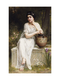 A Grecian Beauty Giclee Print by Charles Amable		 Lenoir